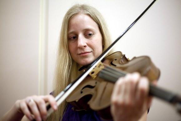 Chicago wedding violinist