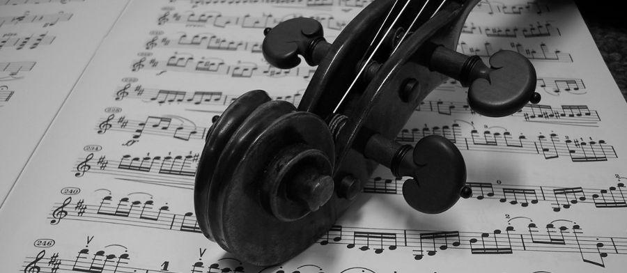 violin wedding song list